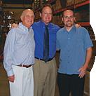 Jerry, Corey and Brad Kliman