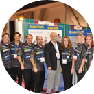 Kliman Sales Team and BrassCraft at the ASPE Show